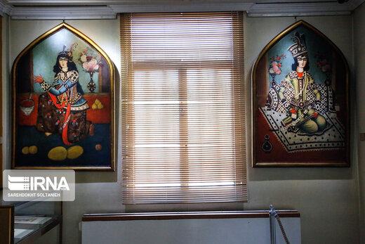 رونمایی از تابلو قهوه خانهای «زندگی پرافتخار حضرت علی(ع)»