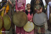 تصاویر | جشنواره بینالمللی «دف نوای رحمت» در سنندج
