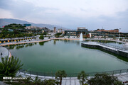 تصاویر | دومین دریاچه تهران، آماده افتتاح