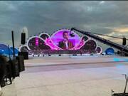 دو خواننده ایرانی، رییسجمهور ترکمنستان را شگفتزده کردند