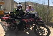 گردشگران خارجی میتوانند با موتور سنگین در ایران سیاحت کنند