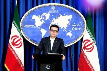 موسوی: نفتکش انگلیسی باید منتظر حکم دادگاه باشد/ ظریف احتمالا به فرانسه میرود