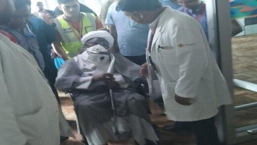 اقدام فریبکارانه در فرودگاه هند با شیخ زکزاکی