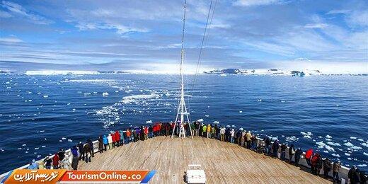 نه: کروز سواری در قطب