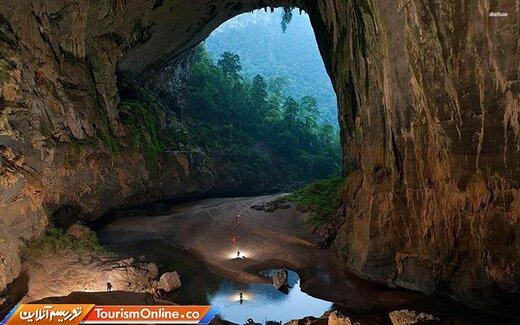 پنچ: جستجو در غار سون دونگ –ویتنام-
