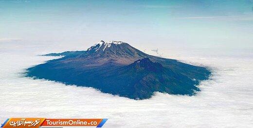 یک: بالا رفتن از کوه کلیمانجارو-تانزانیا-