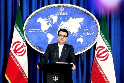 FM spox: Iran willing to give chance for diplomacy, dialogue