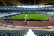 نصف لیگ هنوز استادیوم ندارد!