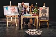 خاطره احترام برومند از همکاری داود رشیدی و علی حاتمی در «حسن کچل»