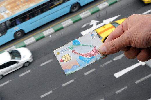 کارت سوخت ۱۰۰ میلیارد دلار صرفه جویی در مصرف بنزین به همراه دارد