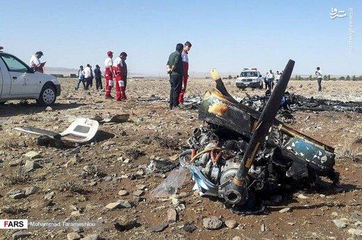 خلبان مجید فتحینژاد شهید شد