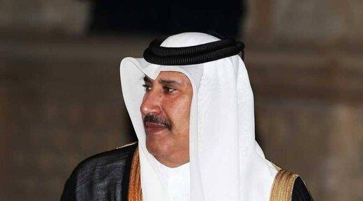 نخستوزیر سابق قطر ائتلاف عربستان و امارات را مورد تمسخر قرار داد