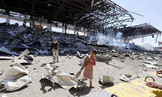 حملات هوایی یمن به پایگاه «ملک خالد» عربستان/ آشیانه جنگندهها منهدم شد