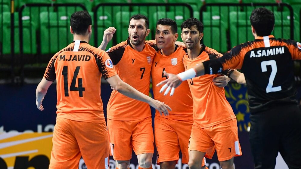Iranian futsal club ranks 2nd in Asia