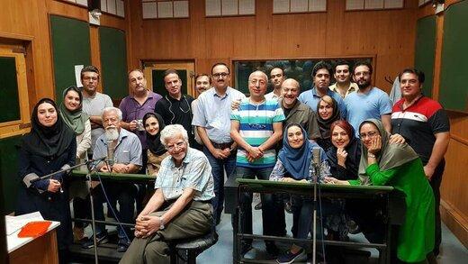 اکبر منانی: «خانه کاغذی» به دلیل سانسوری که داشت سختترین دوبله این سالها بود