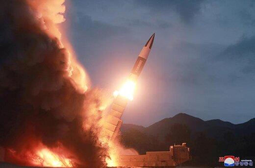 آزمایش موشک جدید در کره شمالی