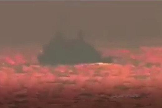 فیلم | حمله حزبالله به ناوچه رژیم صهیونیستی در جریان جنگ ۳۳ روزه
