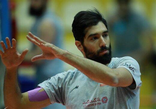 دلیل خستگی والیبالیستهای ایران از نگاه محمد موسوی