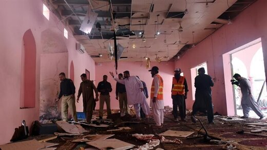 حمله تروریستی به نمازگزاران در کویته پاکستان