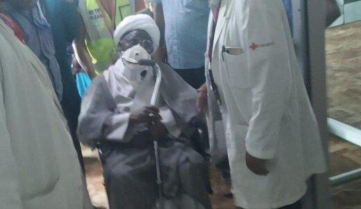 شیخ ابراهیم زکزاکی به نیجریه بازگشت