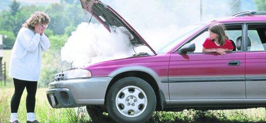 راهکارهای جلوگیری از داغ شدن موتور خودرو در تابستان