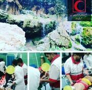 سقوط نوجوان تبریزی از ارتفاعات آبشار آسیاب خرابه جلفا