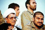 عکسی قدیمی از آیت الله هاشمی در کنار شمخانی و پسرش مهدی