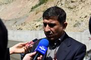 استاندار البرز: نظارت ویژه ای بر روند تکمیل ابر پروژه آزادراه تهران شمال در سطوح ملی و استانی وجود دارد