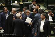 تصاویر | صحن علنی مجلس در روز پاسخگویی وزیر کشور
