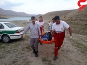 جسد مرد ۶۸ ساله از سد بارون بیرون کشیده شد