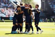 رئال مادرید با اقتدار صدر جدول لالیگا را حفظ کرد