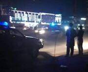 انفجار یک سالن عروسی در کابل