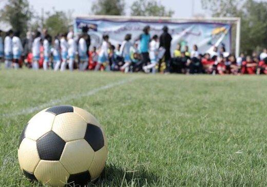 المپیاد استعدادهای برتر فوتبال به میزبانی البرز آغاز شد