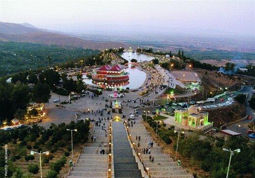 دریاچه هنر تهران فردا افتتاح میشود