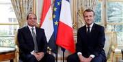 اختلافها میان فرانسه و مصر بالا گرفت