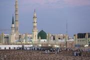 تصاویر | مسجدالنبی پس از پایان حج