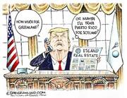 اینم معاملات املاکی ترامپ!
