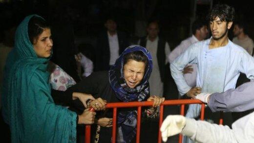 انفجار انتحاری در مراسم عروسی در کابل