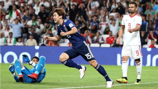 تیم ملی ژاپن در خانه تحقیر شد
