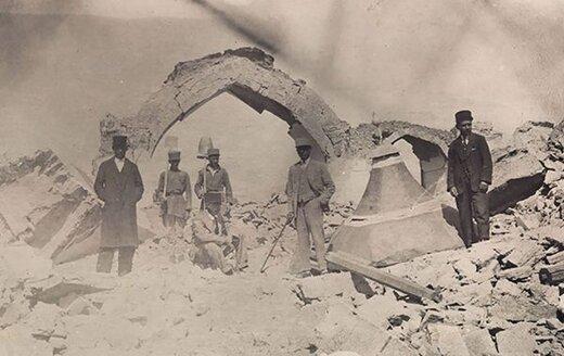 ۱۷۸۰؛ سالی که یک زلزله تاریخ تبریز را از بین برد