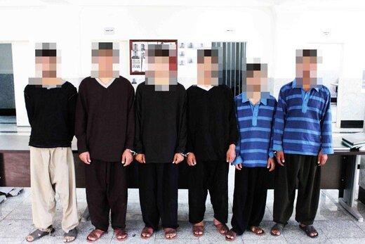 دستگیری باند سرقت مسلحانه از صرافیها در پایتخت