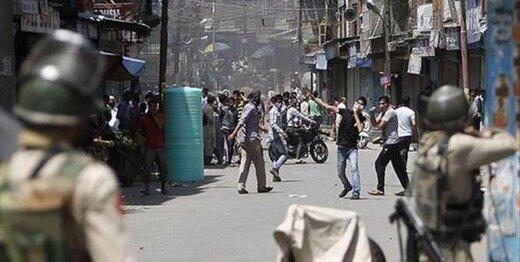 نیروهای امنیتی هند 4 هزار نفر را در کشمیر بازداشت کردند