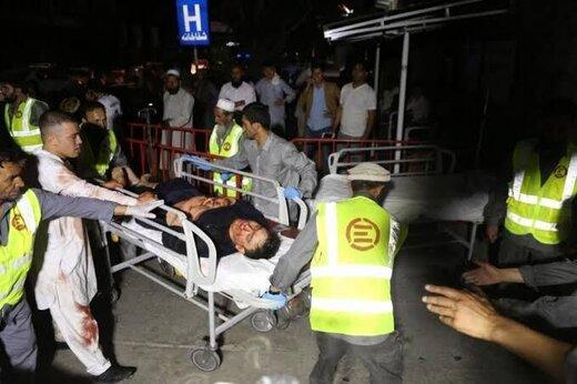 ردپای اتباع پاکستان در انفجار خونین عروسی کابل