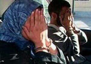 دستگیری ۴ زوج سارق در همدان