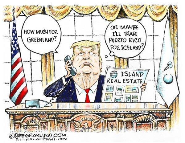 مشاور املاک ترامپ!