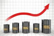 قیمت نفت گران شد