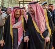 پس از سفر ظریف صورت گرفت؛ گفتگوی امیر کویت با ملک سلمان