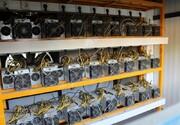 کشف بیش از ۱۶۵۰ دستگاه استخراج بیتکوین در کرج