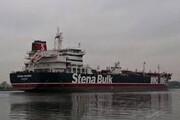 درخواست کمک مالک کشتی توقیفشده انگلیس از هند