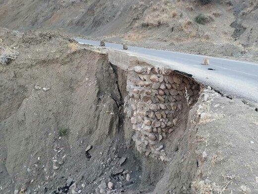 انتقاد از عملکرد اداره کل راهداری لرستان/ ضرورت بازسازی زیرساخت های جاده ای شاهیوند